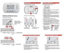 thermostat wiring diagram perfect honeywell rth3100c thermostat thermostat wiring diagram perfect honeywell rth3100c thermostat wiring diagram to 8 wire inside collections