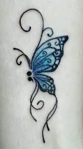 Semicolon Butterfly Tetování Tetování Návrhy Tetování A