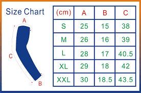 Arm Sleeve Size Chart Factory Price Custom Compression Camouflage Arm Sleeve Lycra Sleeve Camo Arm Sleeves Buy Camouflage Arm Sleeve Elastic Arm Sleeve Arm Sleeve Sun