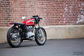 this build is based on two 1975 honda cb360 s one was in pretty