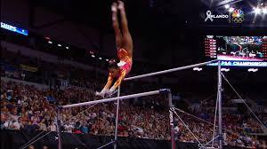vault gymnastics gif. Gabby Douglas Earns 15.100 On Bars At P\u0026G Championships Vault Gymnastics Gif