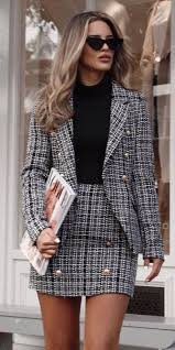 Pin by Ava Woods on Outfits in 2020 | Blazer outfits for women, Work  outfits women, Business outfits women
