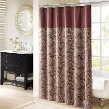 Contemporary Shower Bathroom Shower Curtain Contemporary Shower Liner Crate And