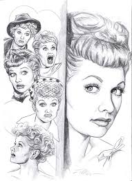 Patart Comics Lucille Ball Centennial Biography I Love Lucy