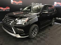 2018 lexus gx 460 f sport. black[starlight black mica] 2018 lexus gx 460 right front corner photo in edmonton gx f sport