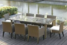Outdoor High End Patio Furniture McNary Teak For High End Patio