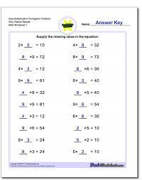 Adding And Subtracting Algebraon Worksheets Math Algebraicons ...