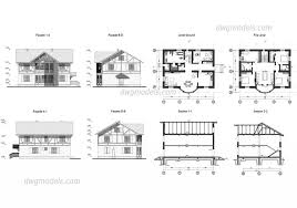 free autocad house plans dwg unique kerala house plans autocad drawings home design files plan dwg