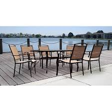 dune outdoor furniture. Patio Furniture 7 Piece Dining Set Best Of Mainstays Sand Dune Outdoor