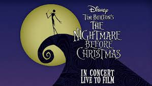 The Nightmare Before Christmas' Live with Danny Elfman at The ...
