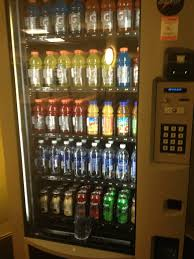 Starbucks Vending Machine Business New Gym Vending Machine With Water Fitness Water Starbucks Frapucinos