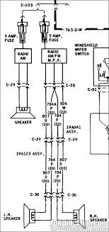 factory am fm radio wiring? the fordification com forums c5 corvette radio harness at Corvette Radio Wiring Diagram