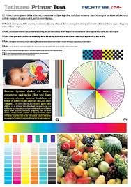 Small Picture printer color test page for hp archives in color test print page