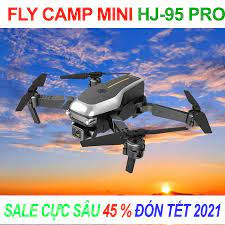 Flycam Mini - Giá Rẻ & Tầm Trung 0389.888.049 - Flycam HJ95 Pro quay video  4k đúng là đỉnh của đỉnh