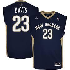 New Orleans Pelicans Apparel, Pelicans Gear, NOLA Pelicans Shirts ... & Anthony Davis New Orleans Pelicans adidas Youth Replica Road Jersey - Navy  Blue Adamdwight.com