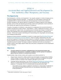 us national strategy for combating antibiotic resistant bacteria resistance and its sp among zoonotic 21