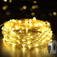 Usb Fairy Lights Best 12m 120 Leds Fairy Lights String Lights Usb Ip65 Waterproof Warm White Sale Online Shopping Cafago Com