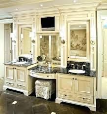 Bathroom vanity ideas makeup station Sink Bathroom Double Vanity With Makeup Station Bathroom Vanity With Makeup Area Double Vanity With Makeup Counter And Flancoinfo Double Vanity With Makeup Station Flancoinfo
