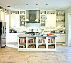 kitchen island shelves kitchen island with shelves kitchen island floating shelves black kitchen island with open