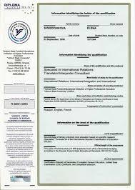 Европейское приложение к диплому diploma supplement  diploma supplement diploma supplement diploma supplement diploma supplement УдГУ выдает Европейские приложения