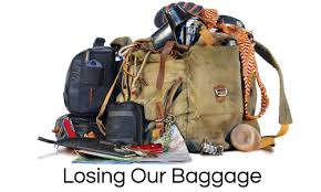 Image result for losing baggage