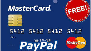 Free Card Mastercard Numbers Credit
