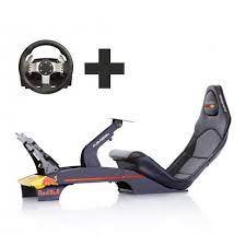 Via twitter erreicht uns gerade ein weiteres foto, das zeigt, wie. Playseat Formula Aston Martin Red Bull Racing Ready To Race Paket Nummer Eins In Rennsimulatoren