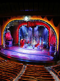 ka theatre venue exterior mgm grand