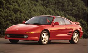 Red Toyota MR2 | Toyota | Pinterest | Toyota mr2, Toyota and Scion