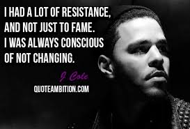 Top 40 Greatest J Cole Quotes And Sayings Fascinating J Cole Song Quotes