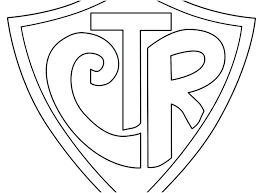 Lds Primary Coloring Pages Ctr Shield Coloring Page Colouring Inside