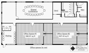 small office building floor plans. commercial house plans designs unique single story 5 skillful office building free small floor