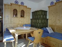 Esszimmer Ofenbank Wandverkleidung In Massivholz