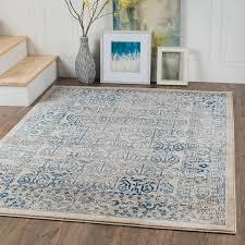 impressive blue and cream area rug area rug ideas in blue and cream area rug popular