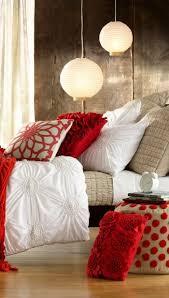 Romantische Möbel Schönes Bett Und Hängende Lampen Home Wohn