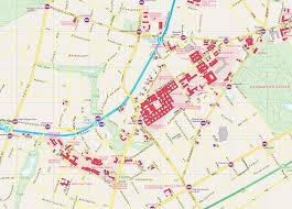 locations and maps \u2022 libraries \u2022 freie universität berlin Berlin Sites Map lageplan berlin dahlem berlin tourist sites map