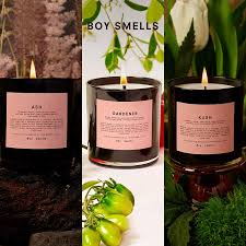 Et Al Designs Beeswax Candles Boy Smells Ash Gardner And Cedar Stack Votive Candle Trio Set All Natural Beeswax And Coconut Wax Blend With Braided Cotton Wick In A Glossy Black