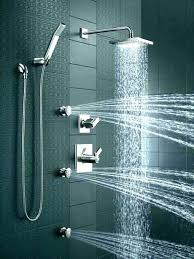 multiple shower heads multi shower head system heads systems units multiple he bathrooms designs in multiple
