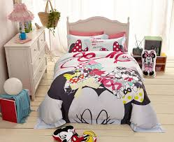 disney mickey mouse bed set for s