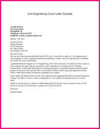 application letter for engineering job civil engineering cover letter example