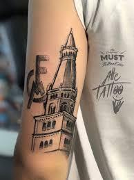 Alle Tattoo On Twitter Sapete Che Monumento è Piccolo Aiutino Io