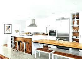 kitchen island with table built in new kitchen islands kitchen island with built in dining table
