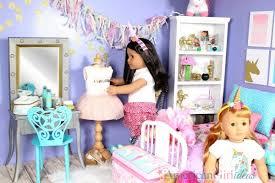 american girl furniture ideas. american girl doll unicorn bedroom furniture ideas