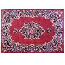 red persian rug vintage rug oriental floor red persian rug ikea