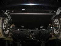 «<b>Защита картера и</b> КПП для Lada Granta (Lada 2190), 2 011 ...