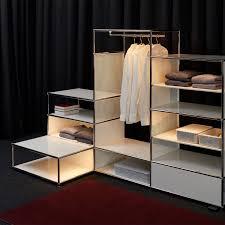 contemporary modular furniture. modular walkin wardrobe contemporary metal custom haller e furniture t
