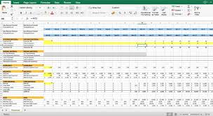 Forecasting Spreadsheet Say Hello To On Demand B2b Saas Revenue Forecasting