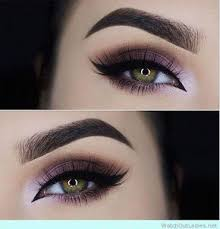 45 purple eye makeup looks for green eyes for a new years party make up for me purple eye makeup green eyeake up