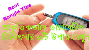 Natural Diabetes Treatment By 6 Ways In Bangla Youtube