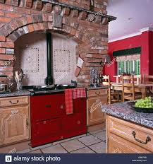 red tiles for kitchen backsplash appliance red tiles in kitchen white  kitchen red tiles exposed brick
